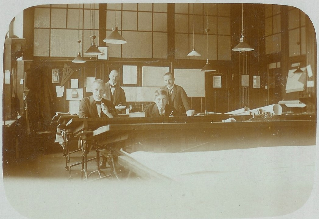 1916 Design Office - Copia