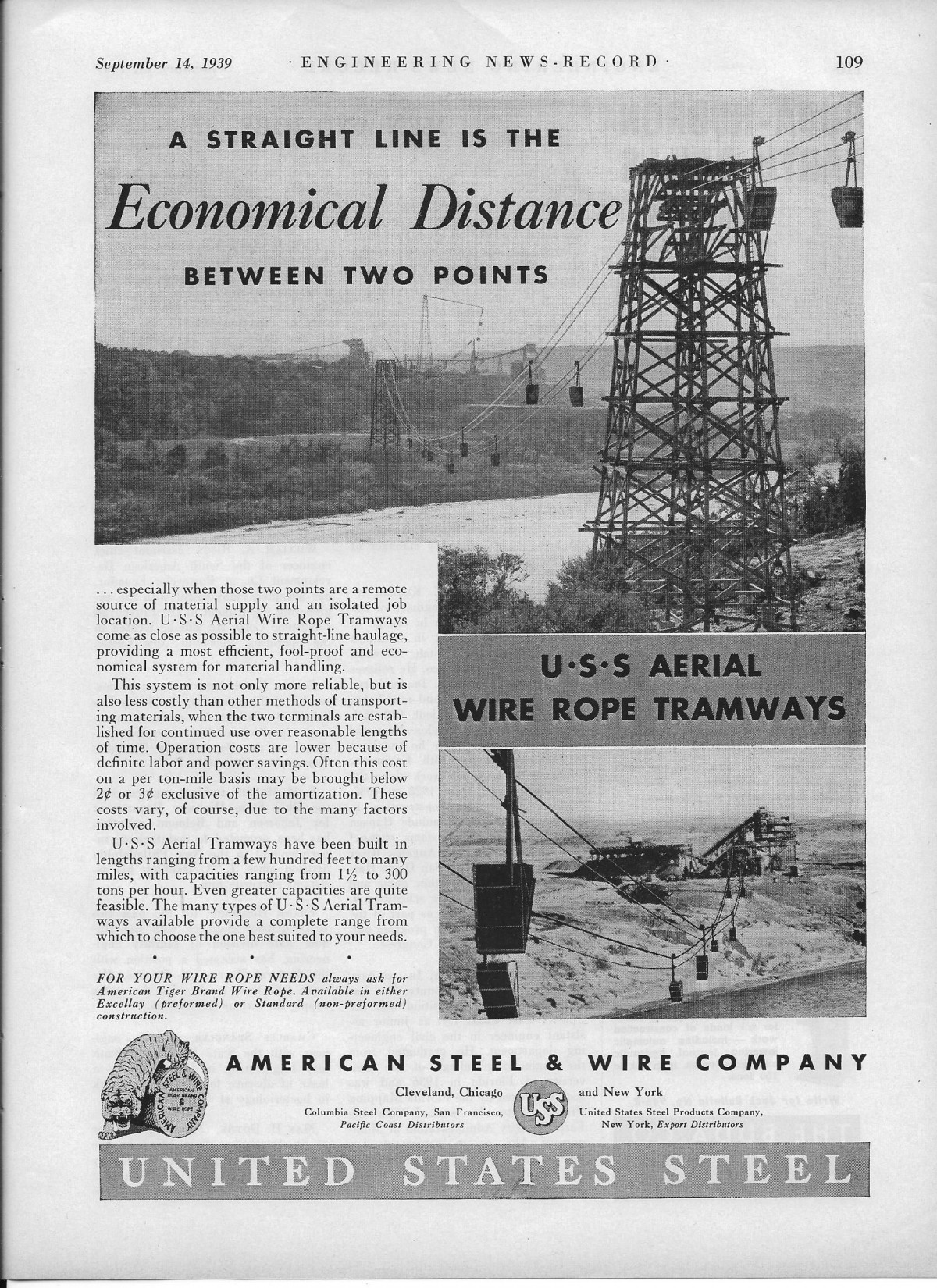 1939 US Steel