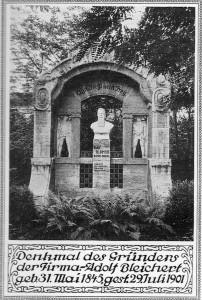 A. Bleichert Denkmal