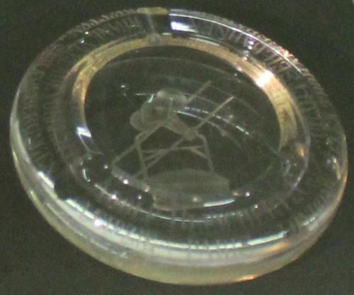 Bleichert Aschenbecher (Glas)