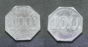 100 Pfennige