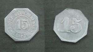 15 Pfennige