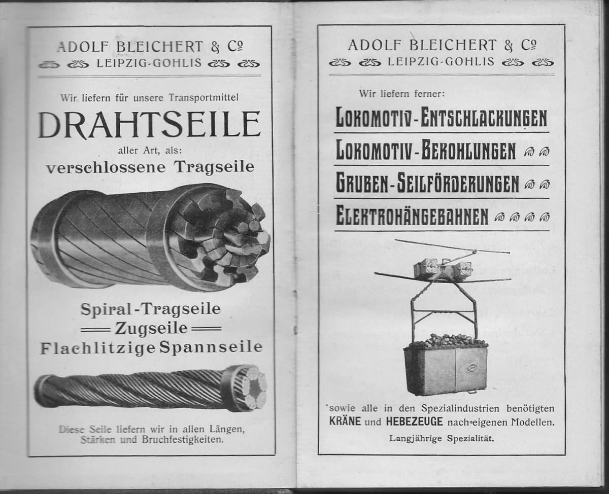 1904 Bleichert Ads 2