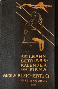 Betriebskalender 1914 - Copia