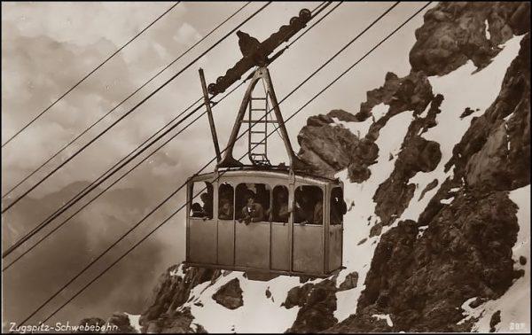 Erste Kabinenbahn (1926-1991)