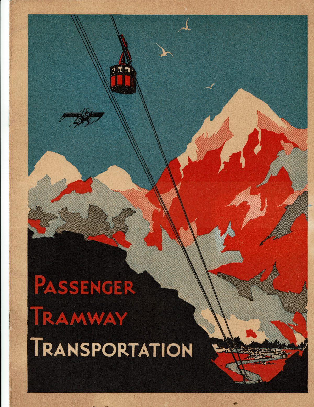 1930 AW&AS Passenger Tramways 0
