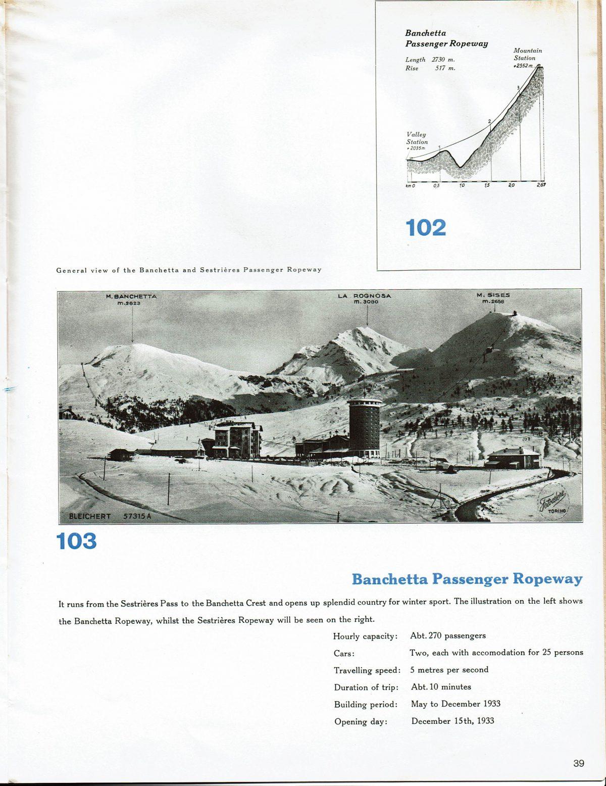 1933 Bleichert Passenger Arial Ropeways 34