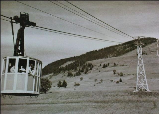 Mont d'Arbois Megève (1934) FRA